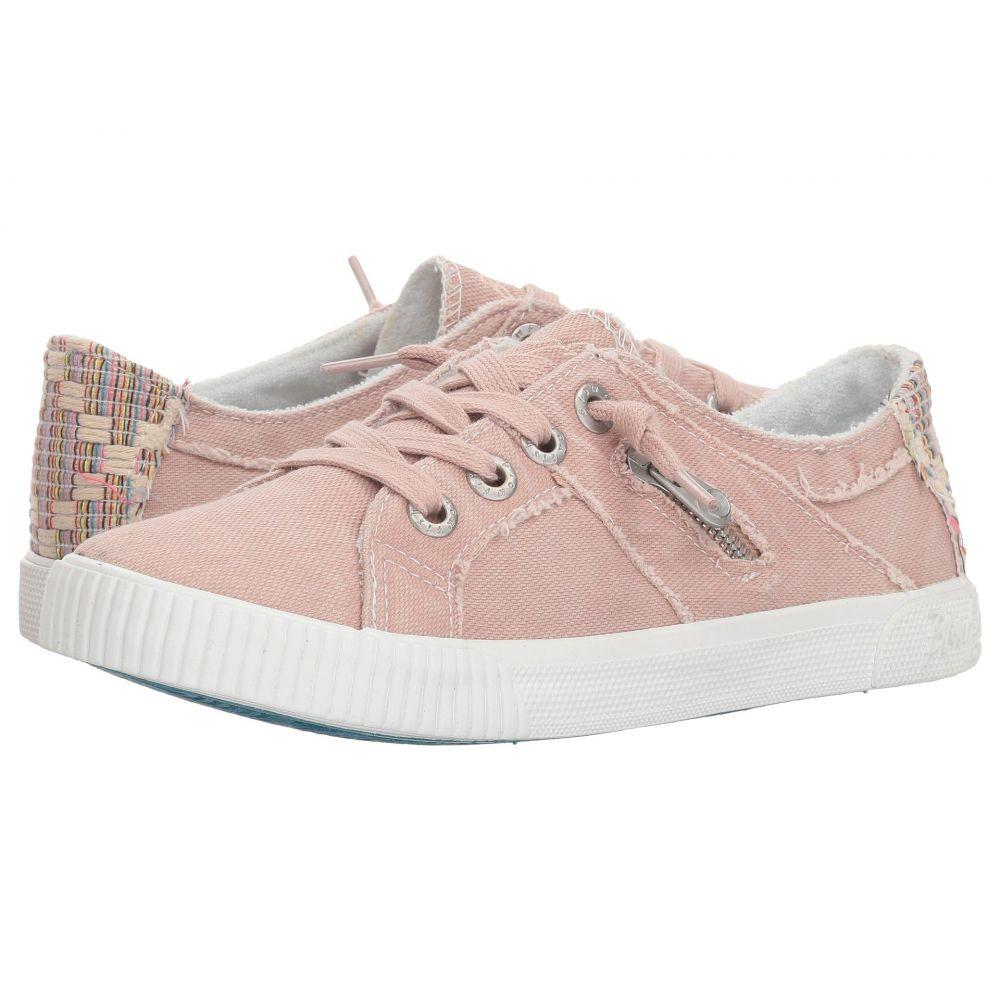 ブローフィッシュ Blowfish レディース スニーカー シューズ・靴【Fruit】Dirty Pink Smoked Canvas