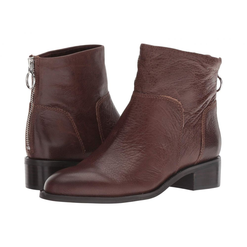 フランコサルト Franco Sarto レディース ブーツ シューズ・靴【Brady】Brown Cavalier Premium Leather