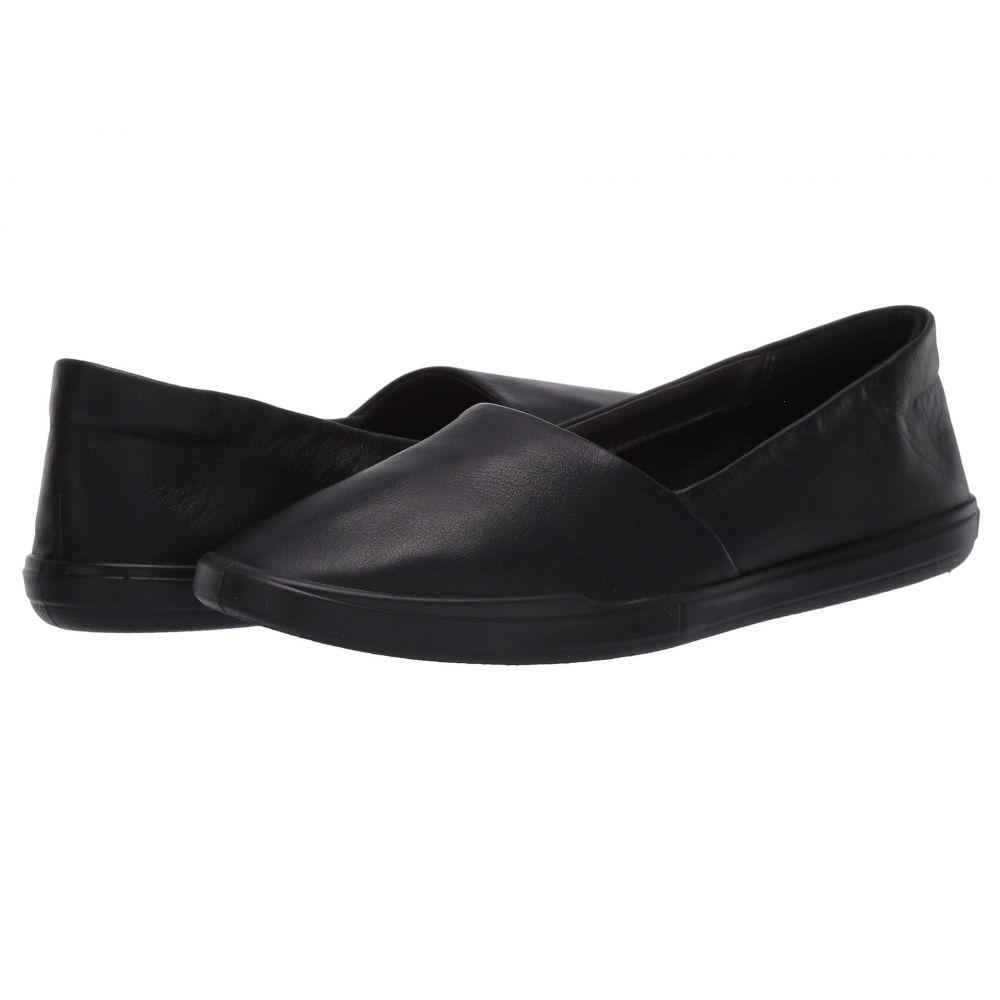 エコー ECCO レディース スリッポン・フラット シューズ・靴【Simpil Loafer】Black