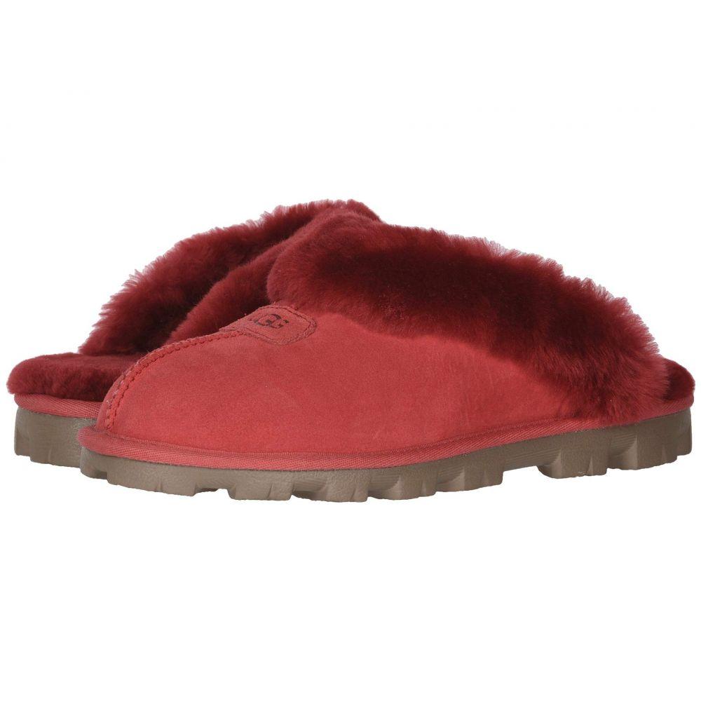 アグ UGG レディース スリッパ シューズ・靴【Coquette】Ribbon Red