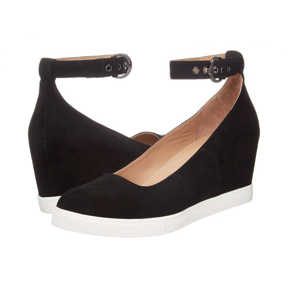 リネアパウロ LINEA Paolo レディース ヒール シューズ・靴【Marta】Black