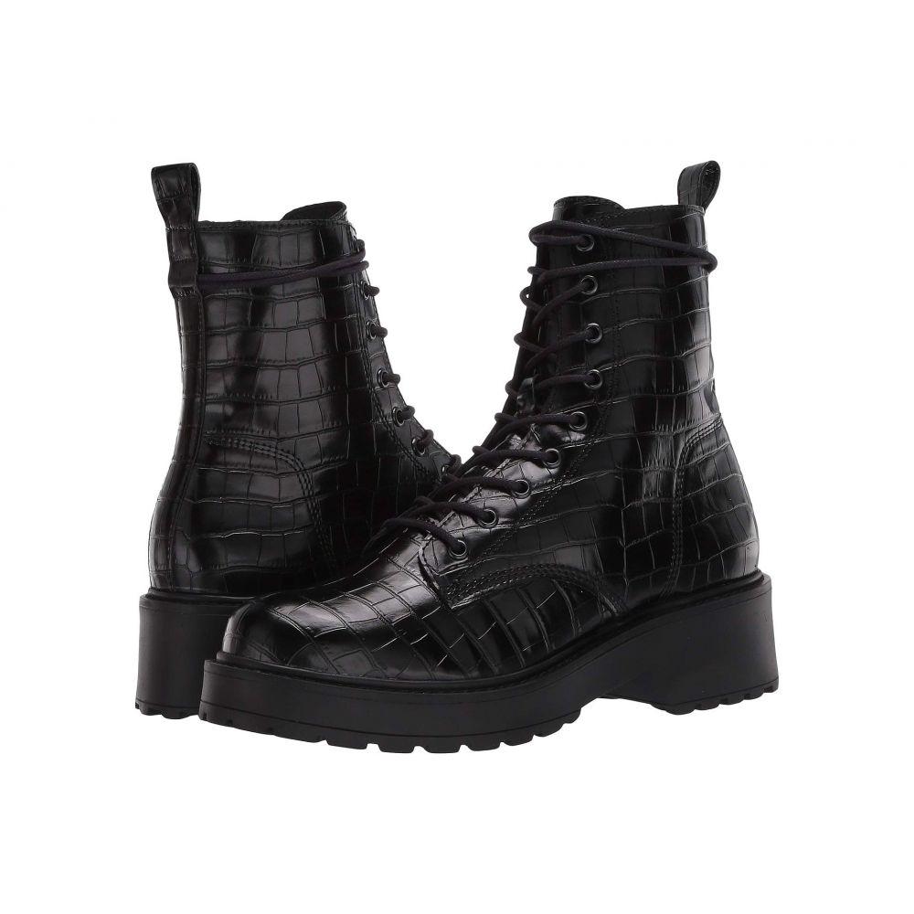 スティーブ マデン Steve Madden レディース ブーツ シューズ・靴【Tornado Boot】Black Croco