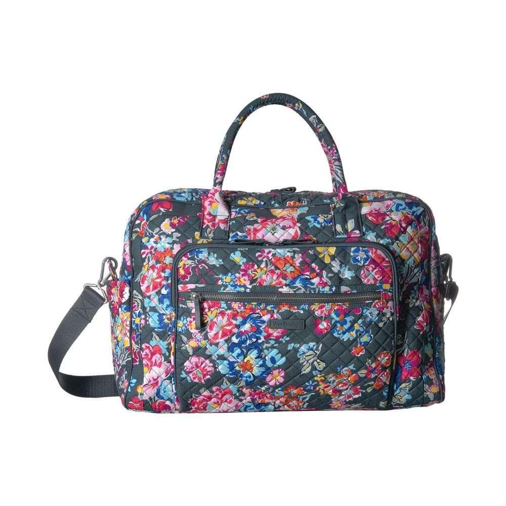 ヴェラ ブラッドリー Vera Bradley レディース ボストンバッグ・ダッフルバッグ バッグ【Iconic Weekender Travel Bag】Pretty Posies