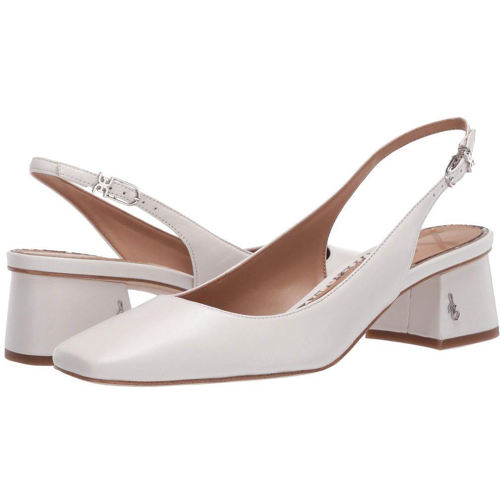 サム エデルマン Sam Edelman レディース ヒール シューズ・靴【Tamra】Bright White Dress Nappa Leather