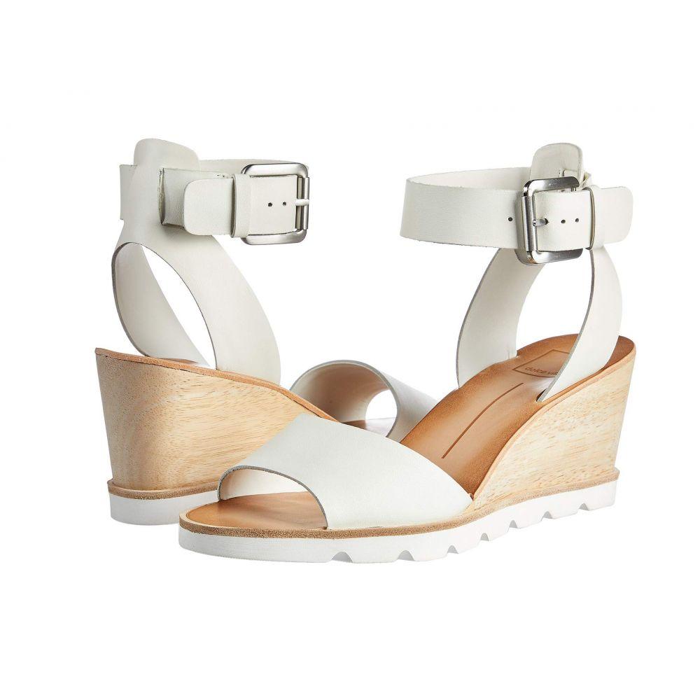 ドルチェヴィータ Dolce Vita レディース ヒール シューズ・靴【Melika】White Leather