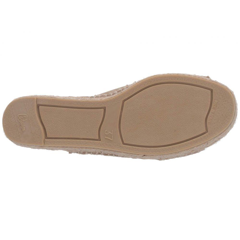 カスタネール CASTANER レディース エスパドリーユ サンダル・ミュール シューズ・靴 Palmera Espadrille Sandal Oro Claroyv8OnmN0w