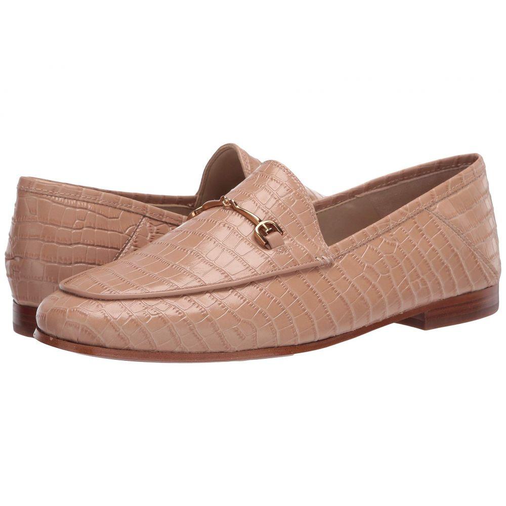 サム エデルマン Sam Edelman レディース ローファー・オックスフォード シューズ・靴【Loraine Loafer】Toasted Almond Kenya Croco Leather