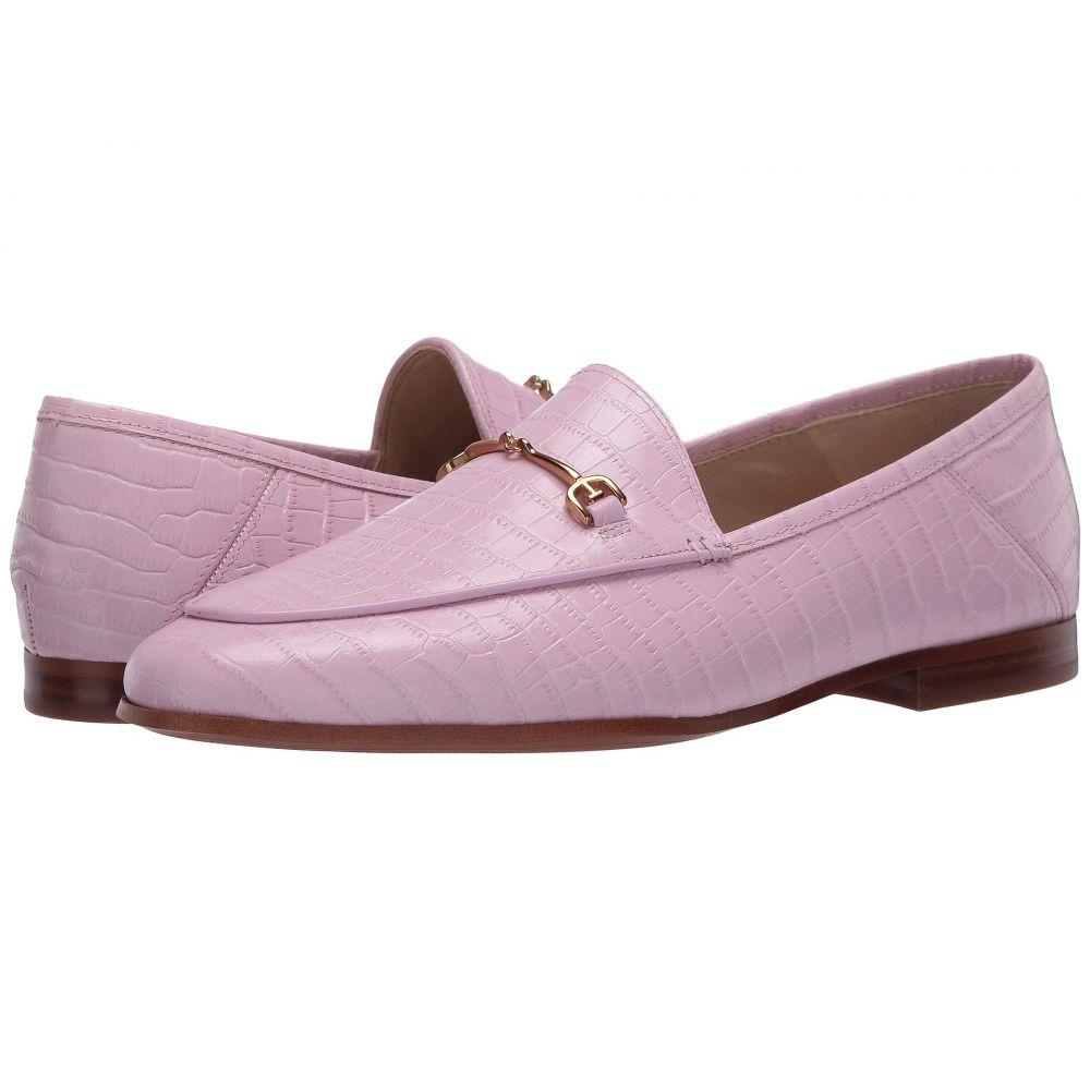 サム エデルマン Sam Edelman レディース ローファー・オックスフォード シューズ・靴【Loraine Loafer】Deco Pink Kenya Croco Leather