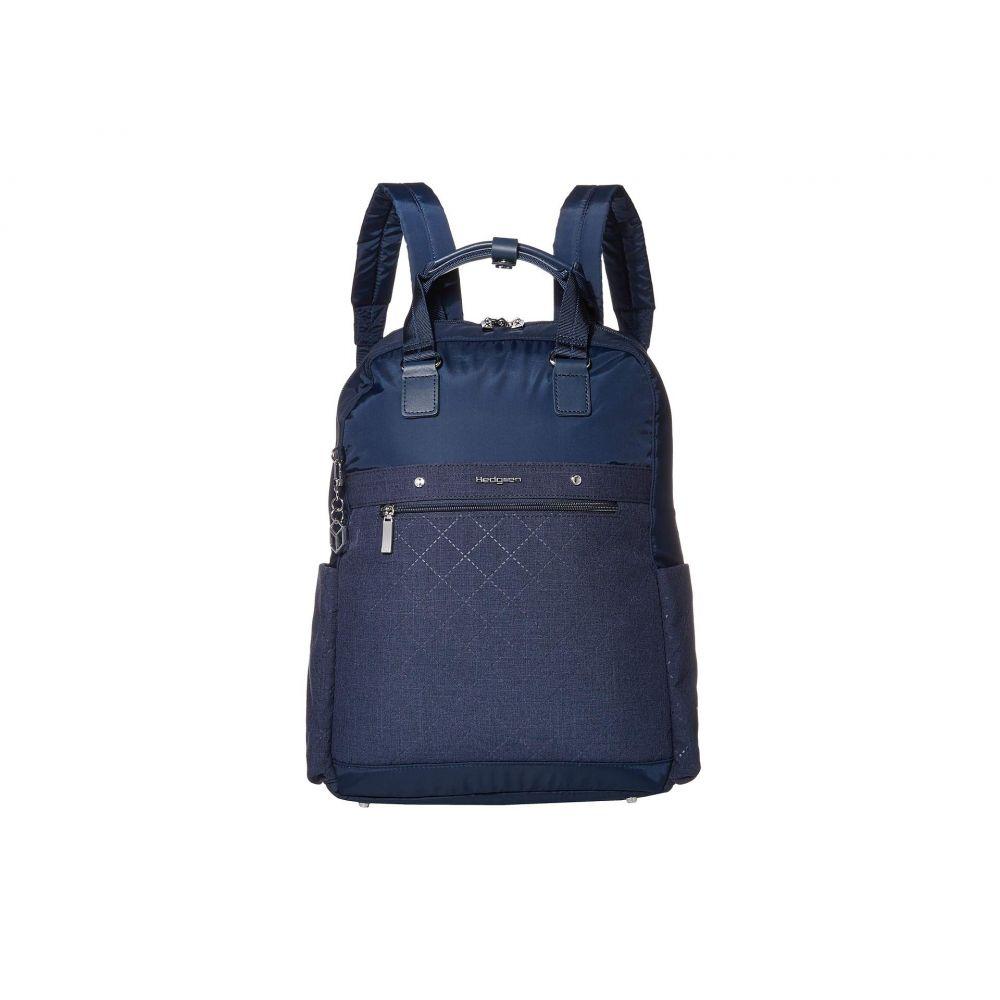 ヘデグレン Hedgren レディース バックパック・リュック バッグ【Ruby RFID Backpack 15'】Dress Blue