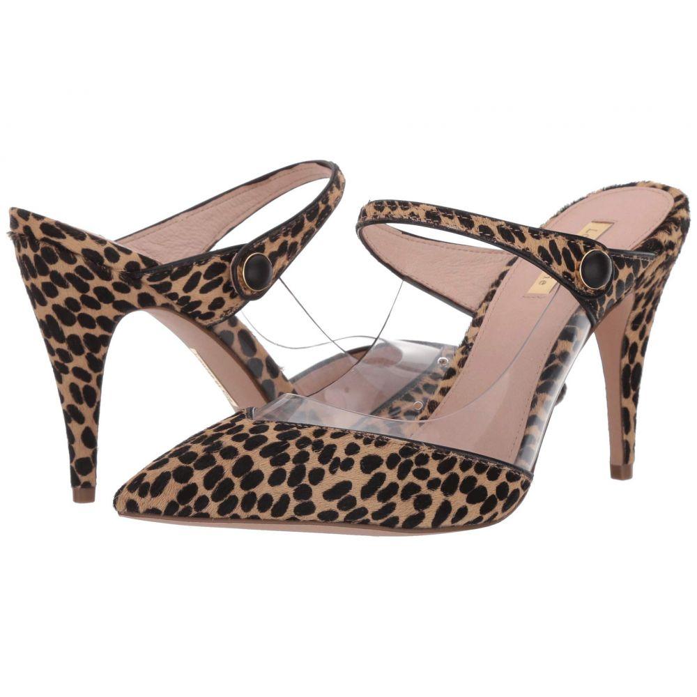 ルイーズ エ シー Louise et Cie レディース ヒール シューズ・靴【Joykiss 2】Speckled Leopard