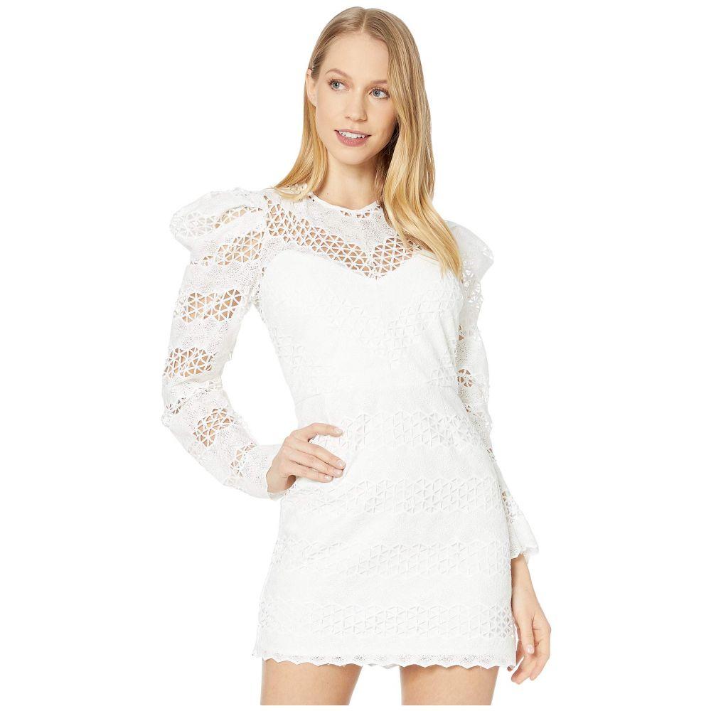 バルドー Bardot レディース ワンピース ワンピース・ドレス【Lana Lace Dress】Ivory