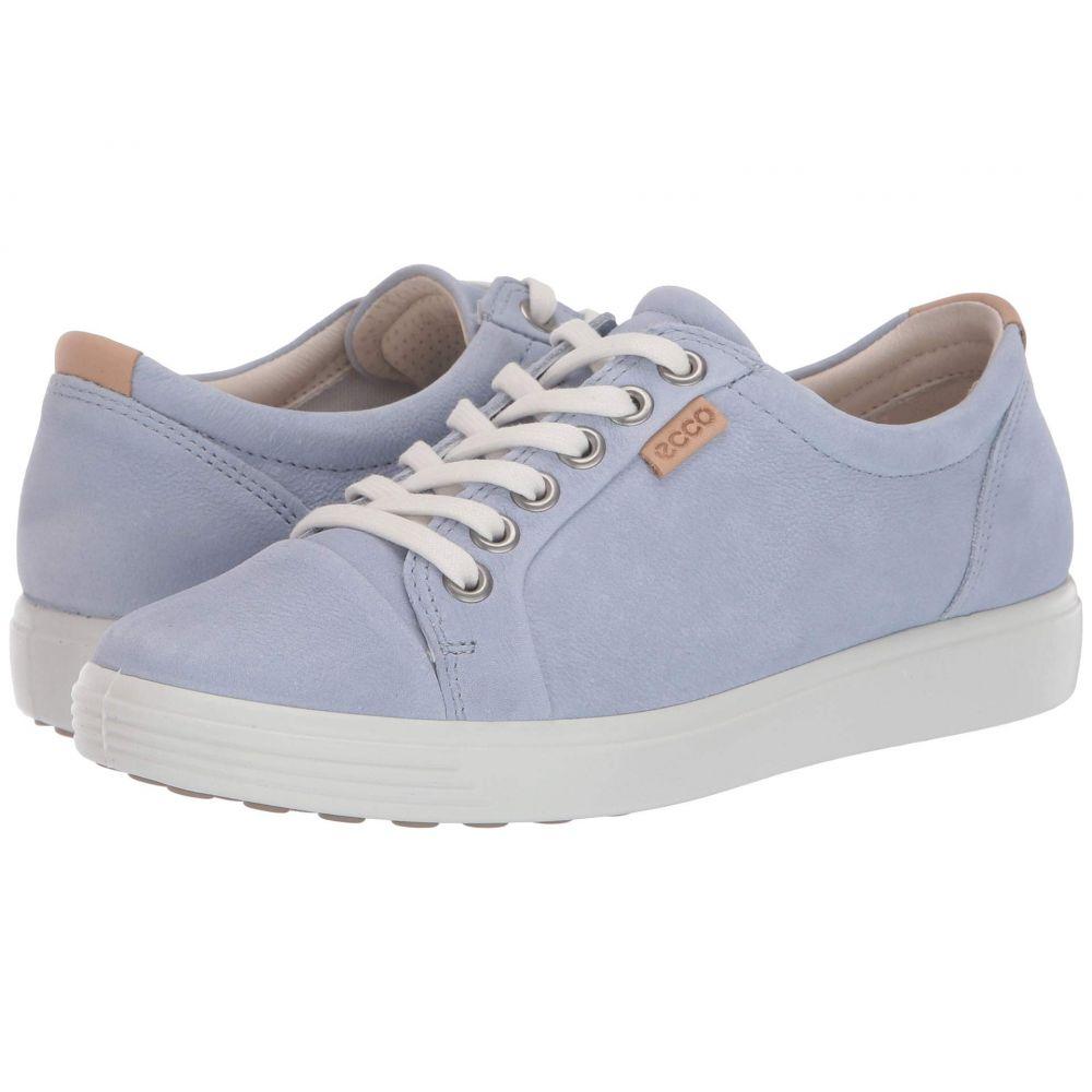 エコー ECCO レディース スニーカー シューズ・靴【Soft 7 Sneaker】Dusty Blue