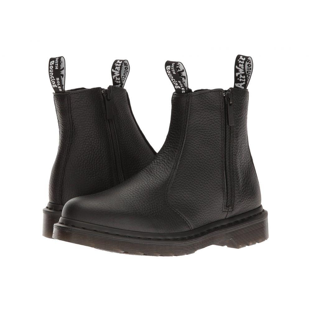 ドクターマーチン Dr. Martens レディース ブーツ シューズ・靴【2976 w/ Zips】Black Aunt Sally