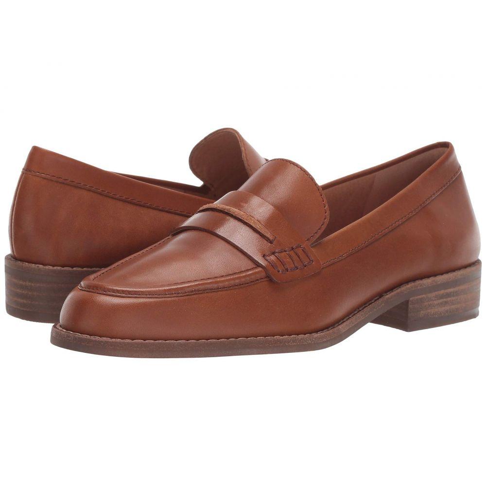 メイドウェル Madewell レディース ローファー・オックスフォード シューズ・靴【Elinor Loafer】Dark Chestnut