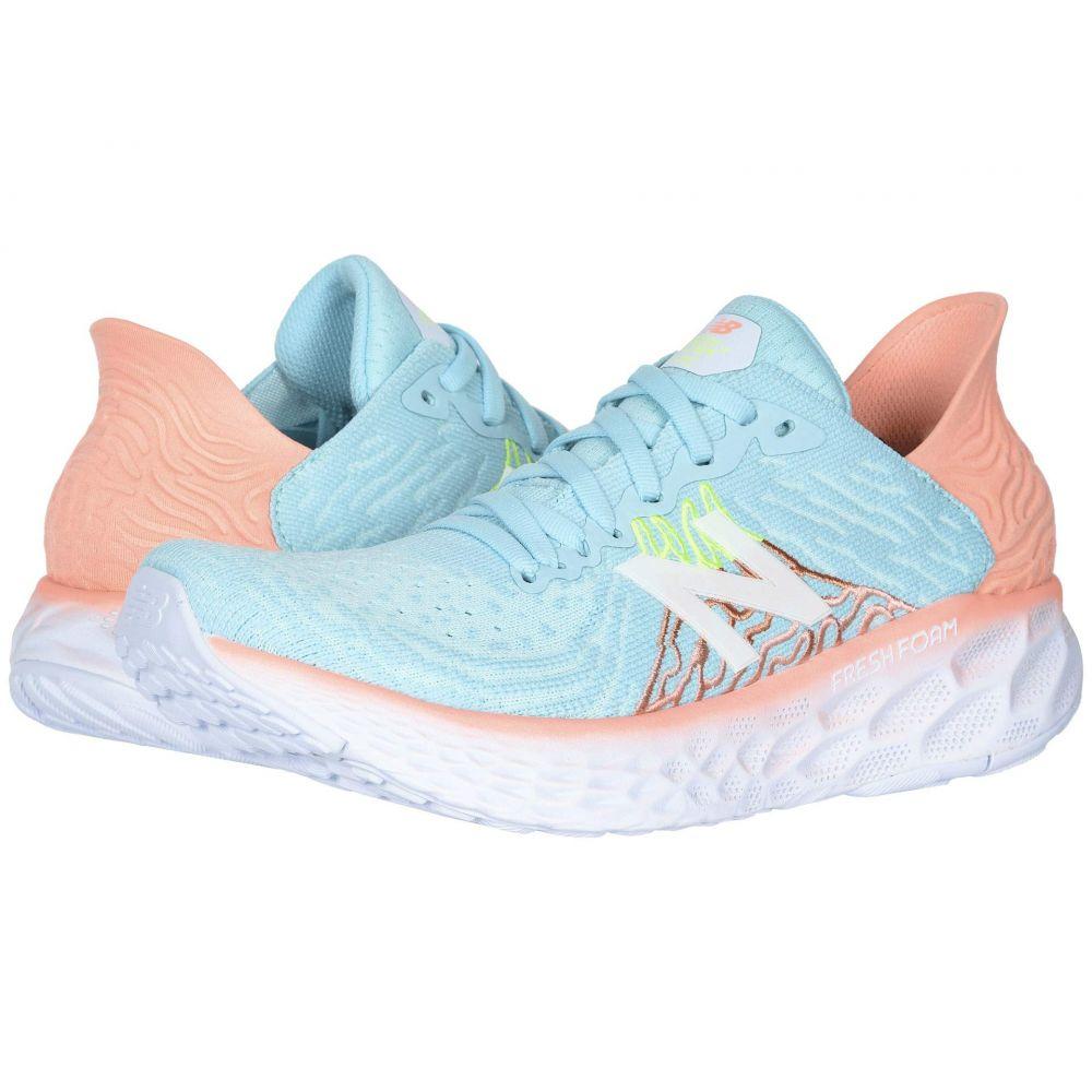 ニューバランス New Balance レディース ランニング・ウォーキング シューズ・靴【Fresh Foam 1080v10】Bali Blue/Ginger Pink
