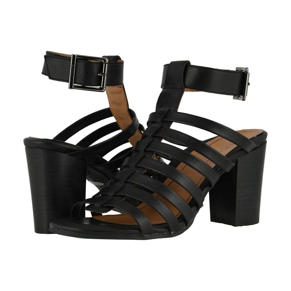 バイオニック VIONIC レディース サンダル・ミュール シューズ・靴【Sami】Black Leather