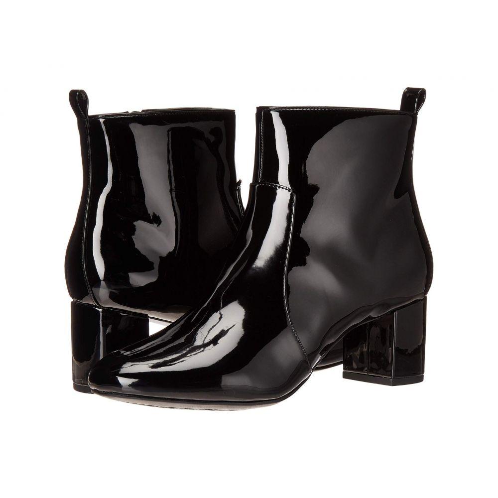 エアロソールズ Aerosoles レディース ブーツ シューズ・靴【Clayton】Black Patent