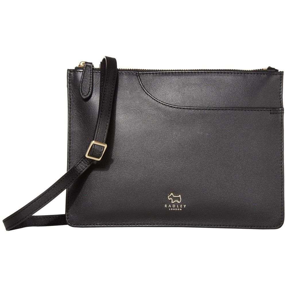 ラドリー ロンドン Radley London レディース ショルダーバッグ バッグ【Pockets - Medium Compartment Crossbody Bag】Black