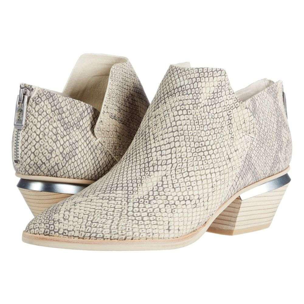 ドルチェヴィータ Dolce Vita レディース ブーツ シューズ・靴【Marca】White/Black Snake Print Leather