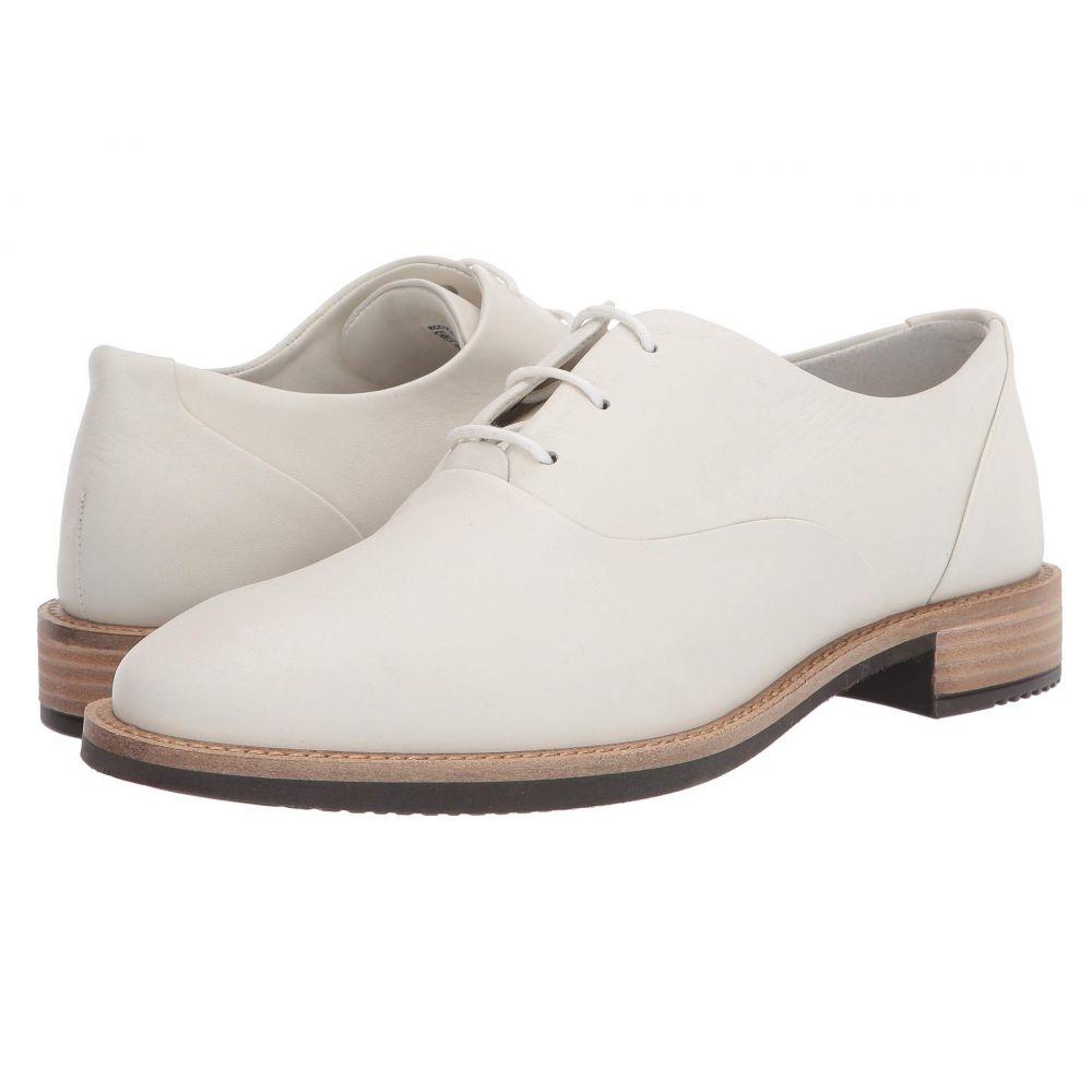 エコー ECCO レディース ローファー・オックスフォード シューズ・靴【Sartorelle 25 Tailored Tie】Shadow White