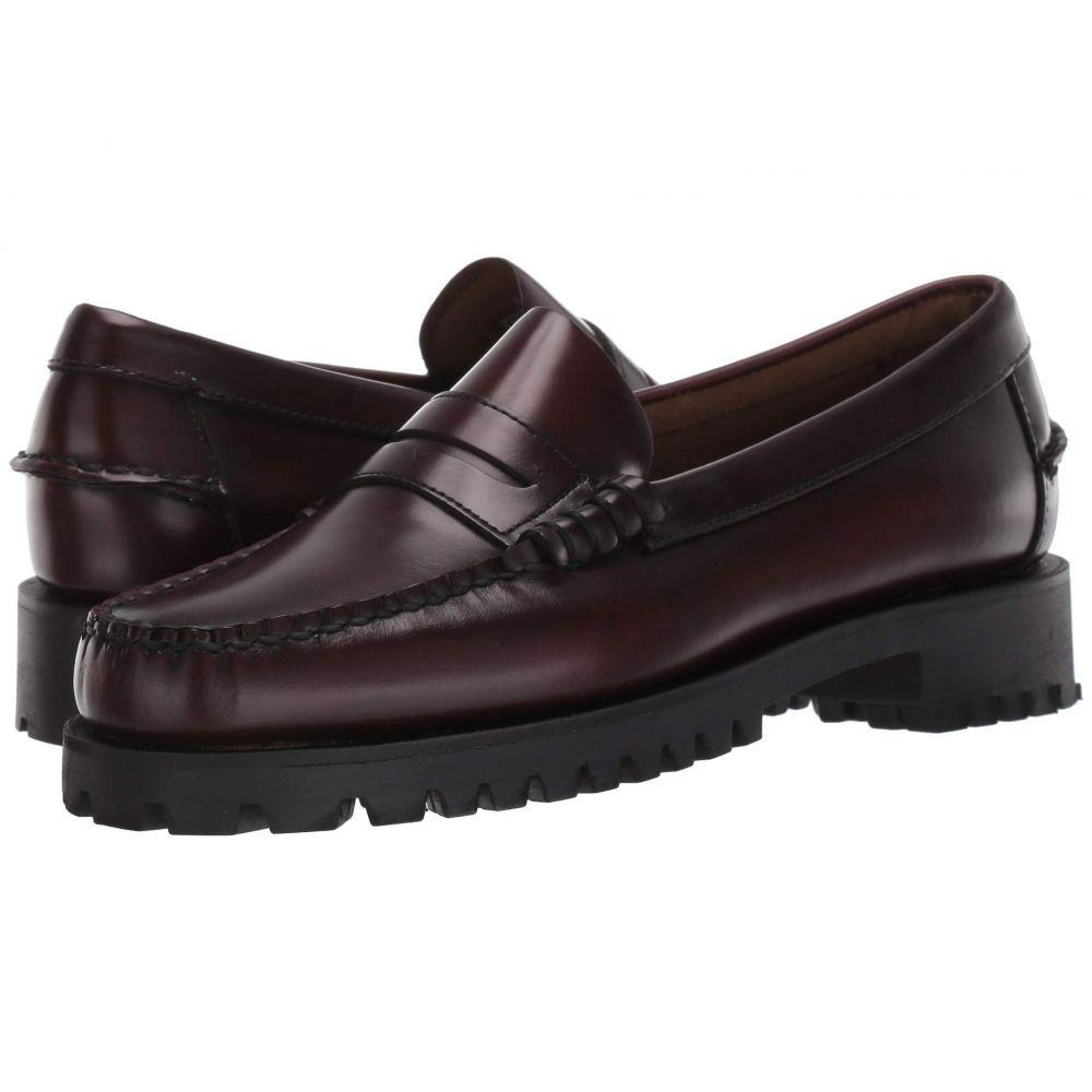 セバゴ Sebago レディース ローファー・オックスフォード シューズ・靴【Dan Lug】Brown/Burgundy