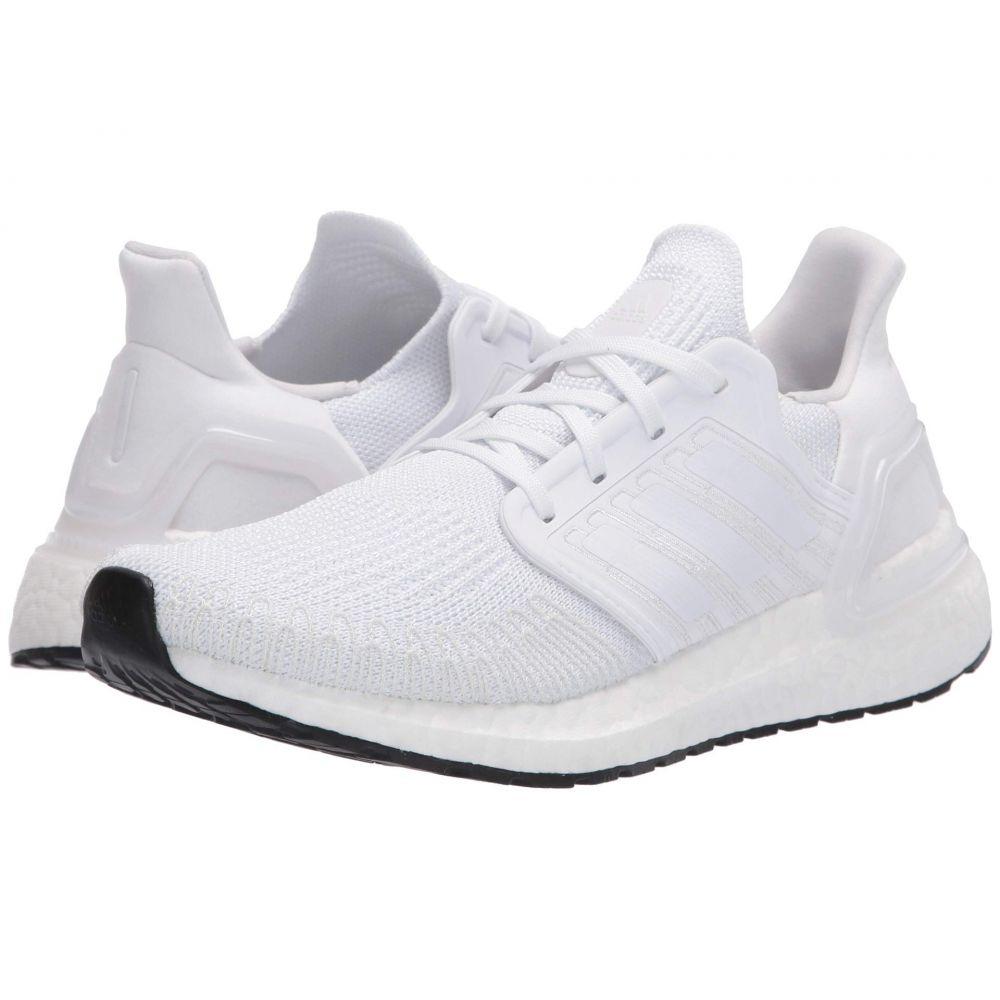 アディダス adidas Running レディース ランニング・ウォーキング シューズ・靴【Ultraboost 20】Footwear White/Grey Three/Core Black