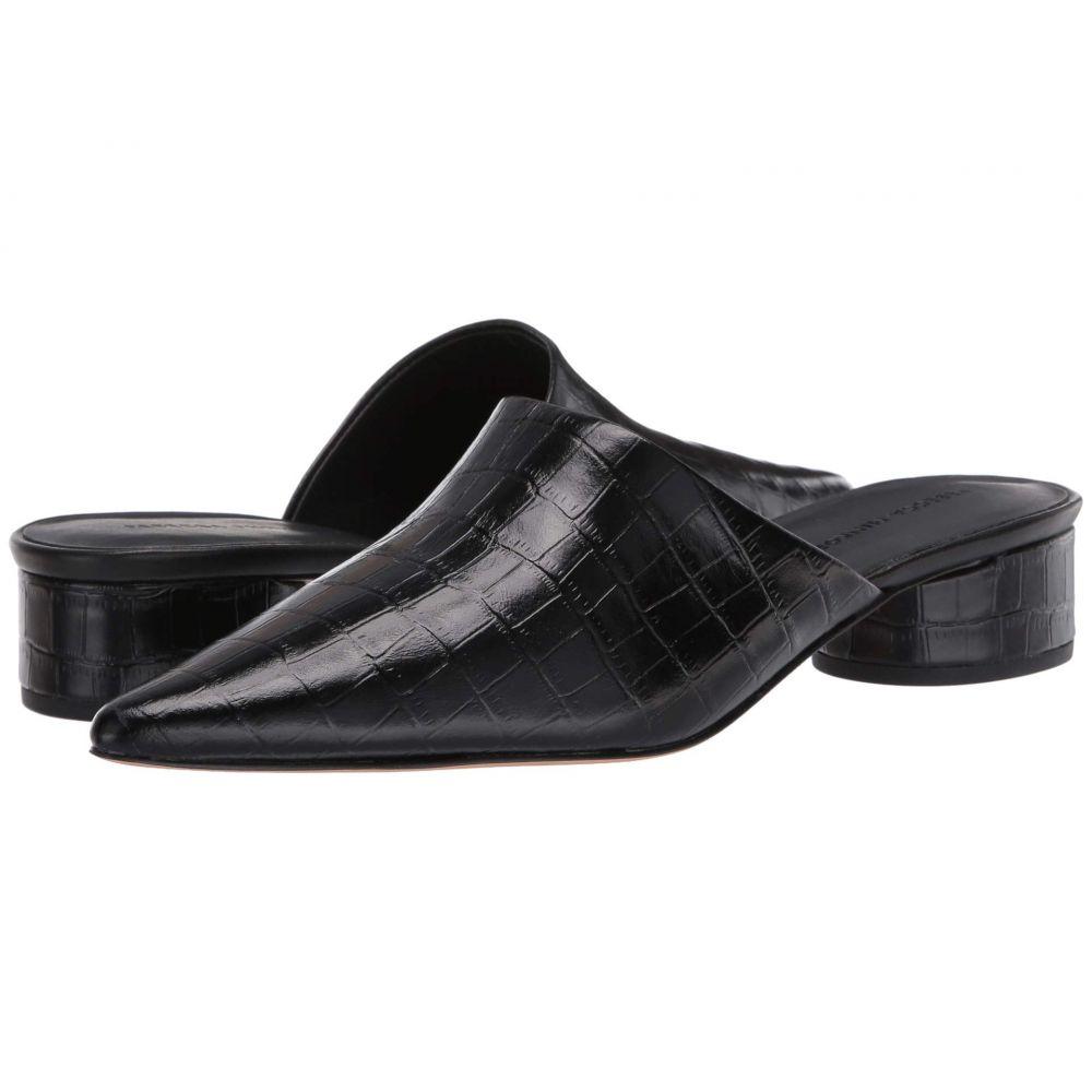 レベッカ ミンコフ Rebecca Minkoff レディース ローファー・オックスフォード シューズ・靴【Fermina Too】Black