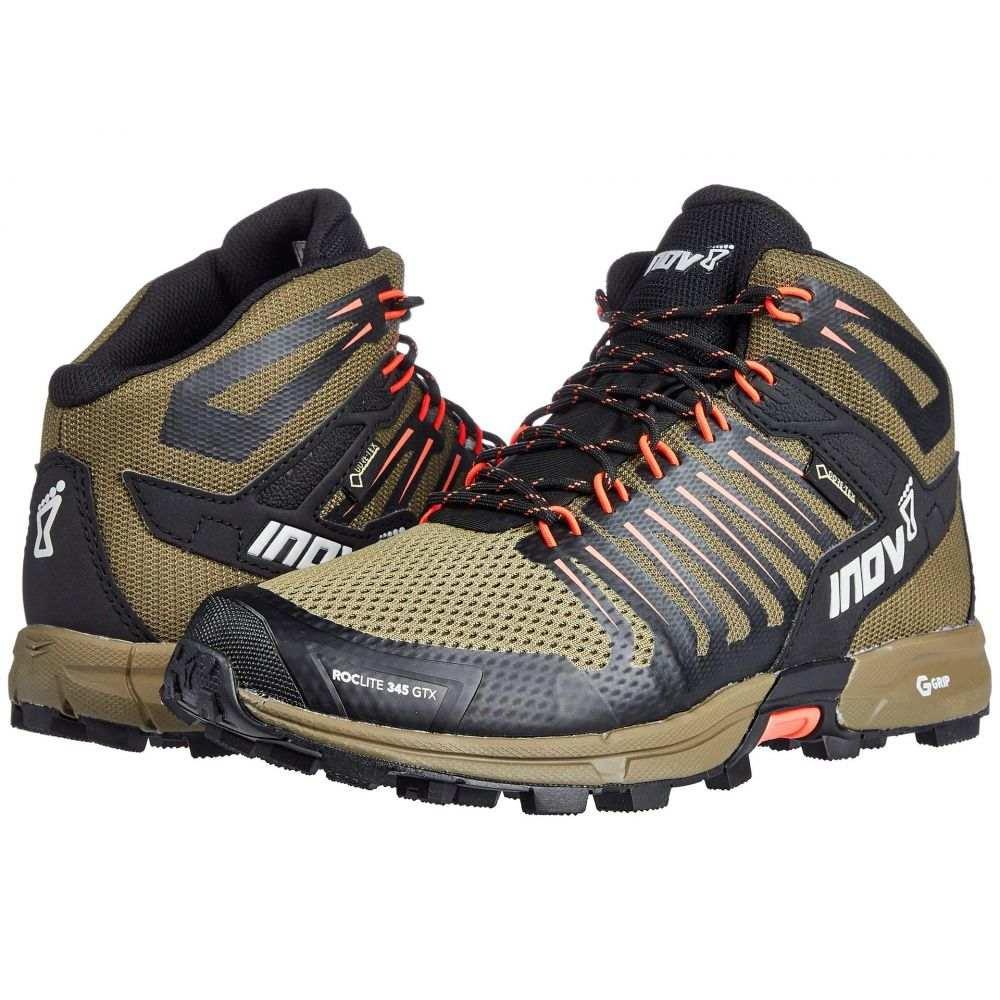 イノヴェイト inov-8 レディース ハイキング・登山 シューズ・靴【Roclite(TM) 345 GTX】Brown/Coral