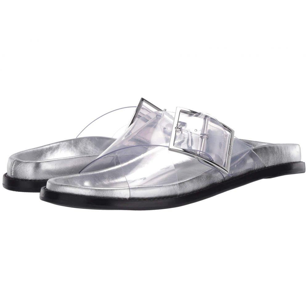 シュッツ Schutz レディース サンダル・ミュール シューズ・靴【Trina】Crystal/Silver