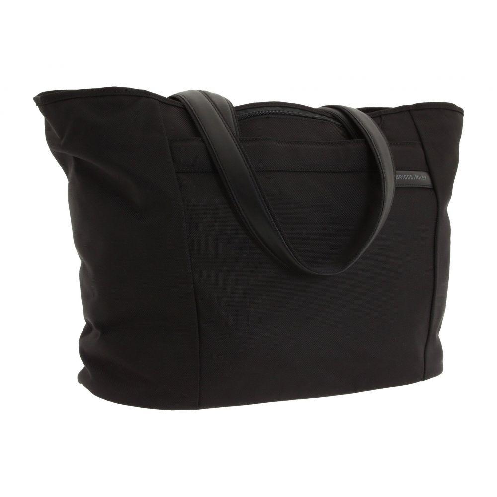 ブリッグスアンドライリー Briggs & Riley レディース トートバッグ バッグ【Baseline - Large Shopping Tote Bag】Black