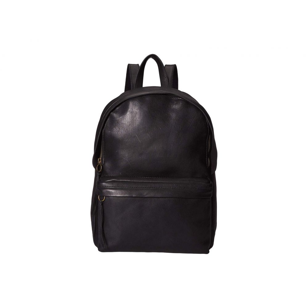 メイドウェル Madewell レディース バックパック・リュック バッグ【Lorimer Backpack】True Black