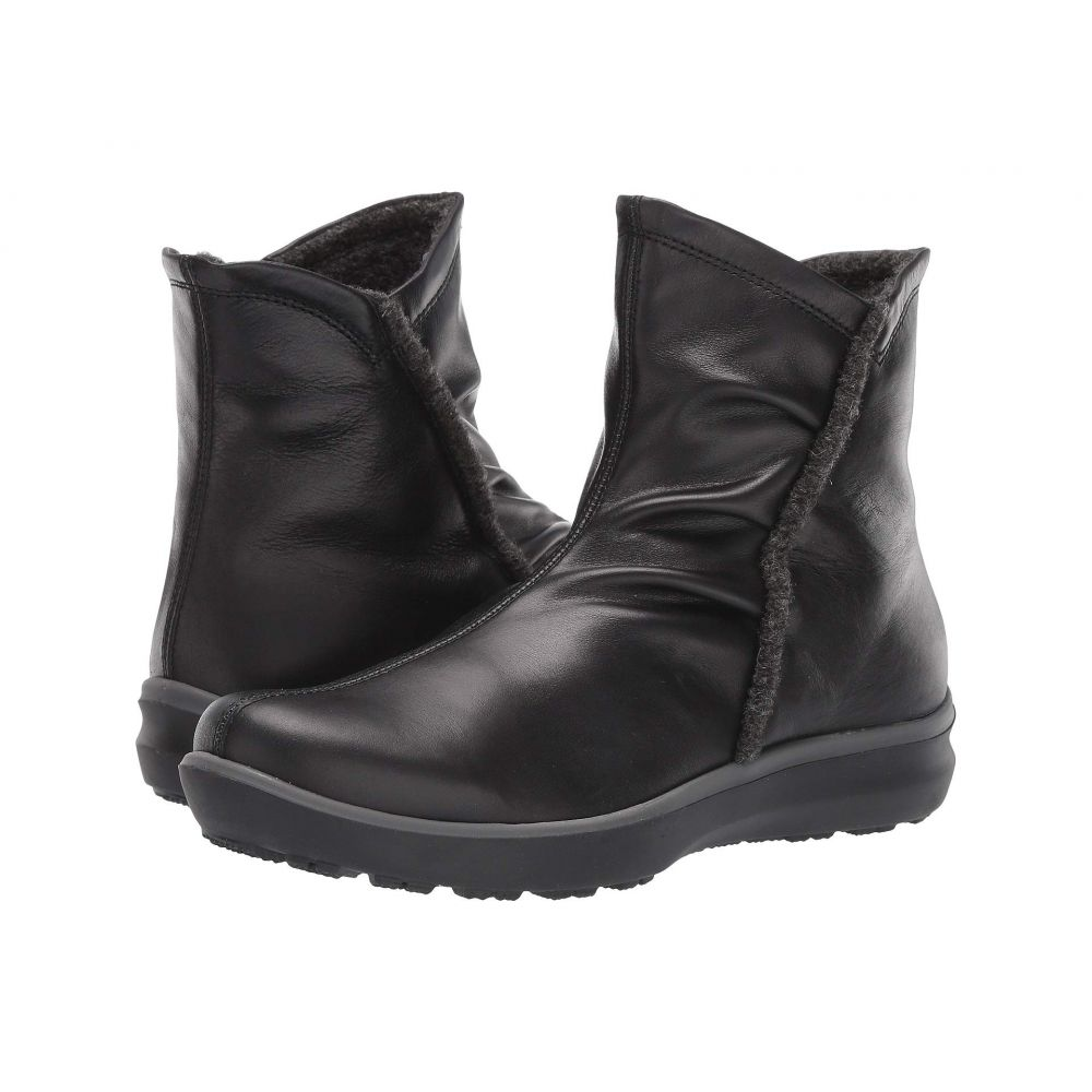 アルコペディコ Arcopedico レディース ブーツ シューズ・靴【Ice】Black