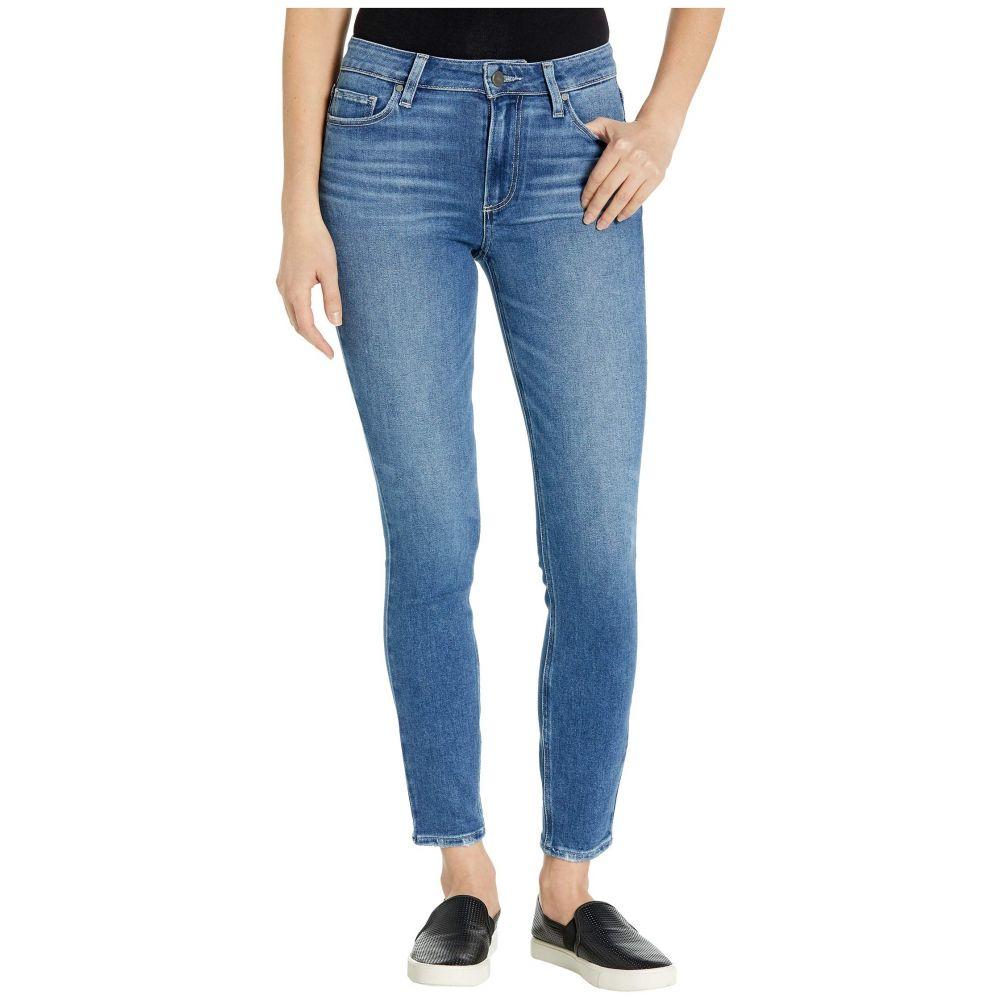 ペイジ Paige レディース ジーンズ・デニム ボトムス・パンツ【Hoxton Ankle Jeans in Summit Distressed】Summit Distressed