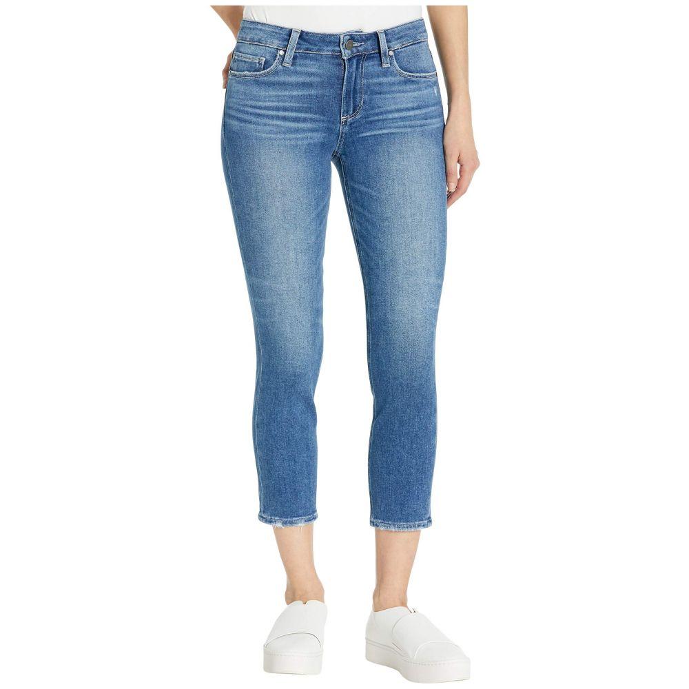 ペイジ Paige レディース ジーンズ・デニム ボトムス・パンツ【Skyline Skinny Crop Jeans in Summit Distressed】Summit Distressed