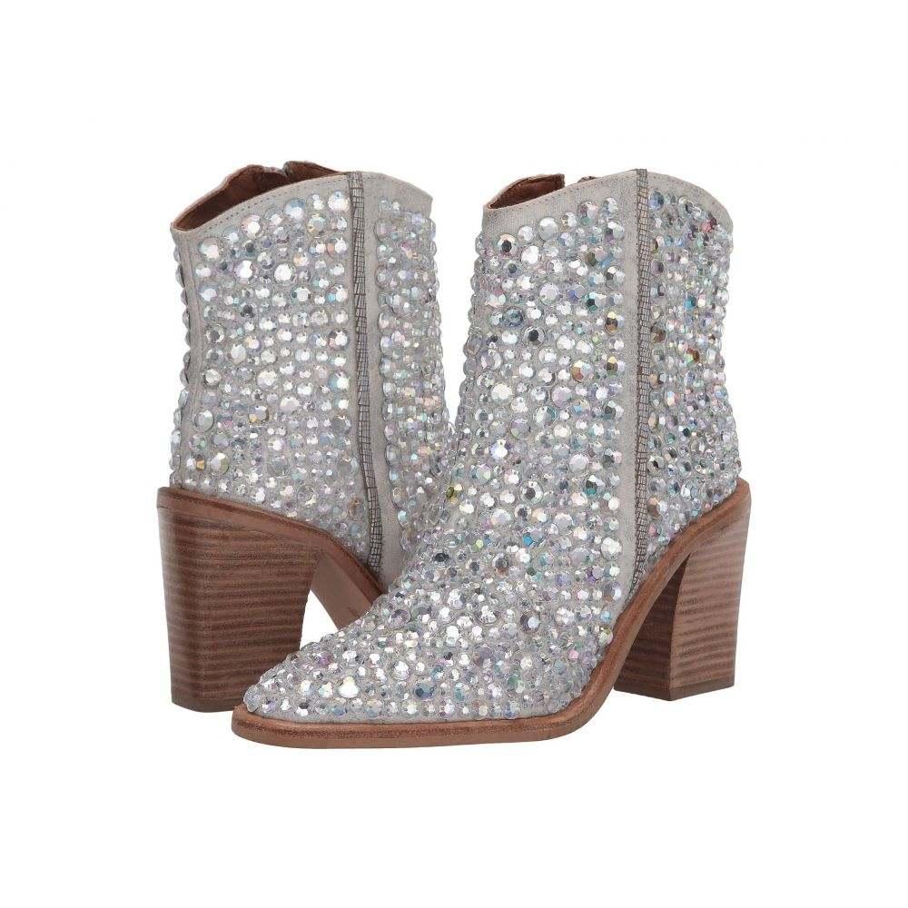 フリーピープル Free People レディース ブーツ シューズ・靴【Barclay Backstage Heel Boot】White
