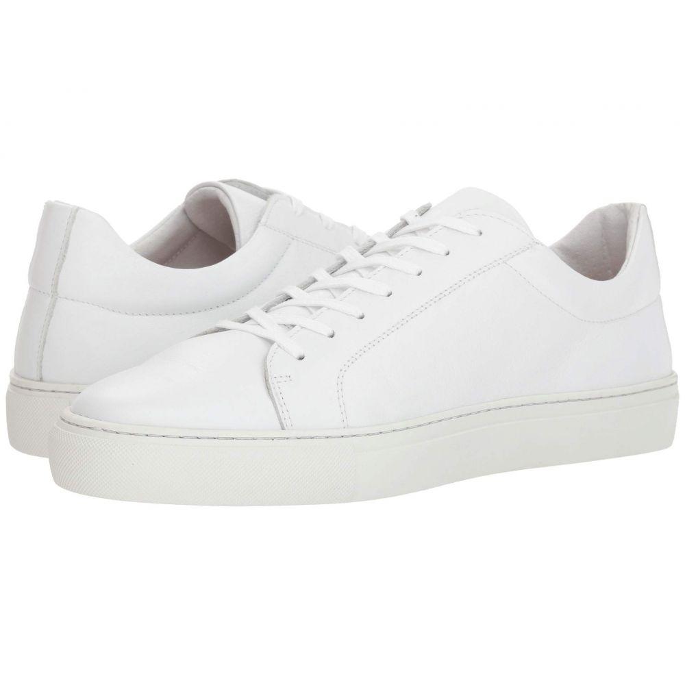 サプライ ラボ Supply Lab メンズ スニーカー シューズ・靴【Damian】White Leather