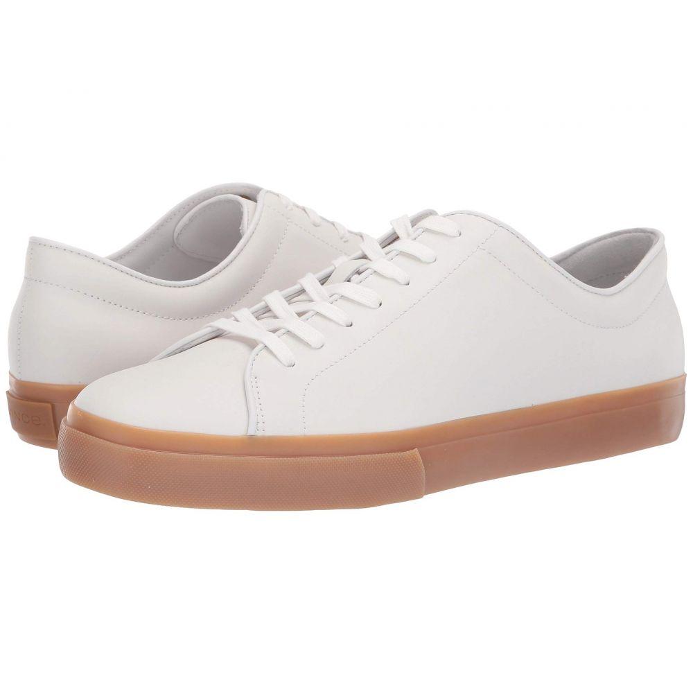 ヴィンス Vince メンズ スニーカー シューズ・靴【Farrell】White/Horchata Leather