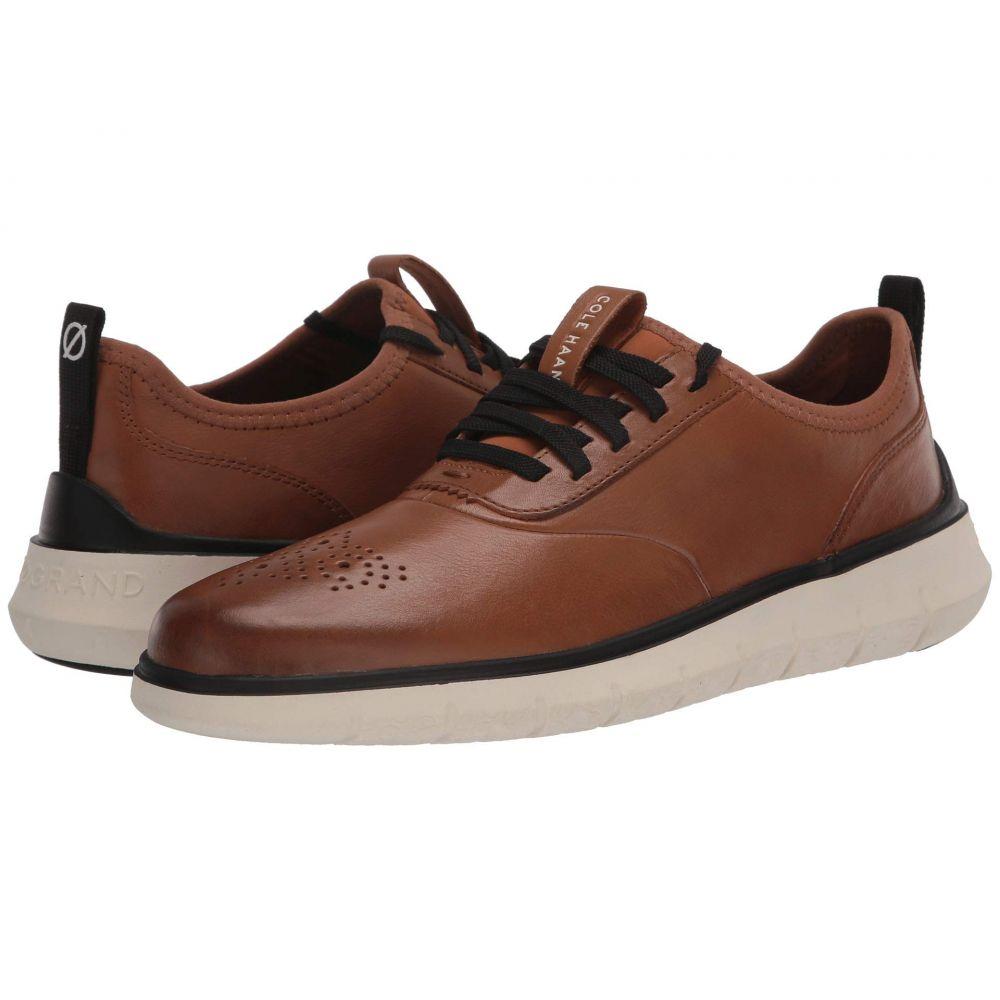 コールハーン Cole Haan メンズ スニーカー シューズ・靴【Generation Zerogrand】CH Habana Leather/Perf/Ivory