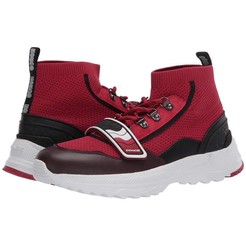 コーチ COACH メンズ スニーカー シューズ・靴【C243 One Strap】Clay Multi