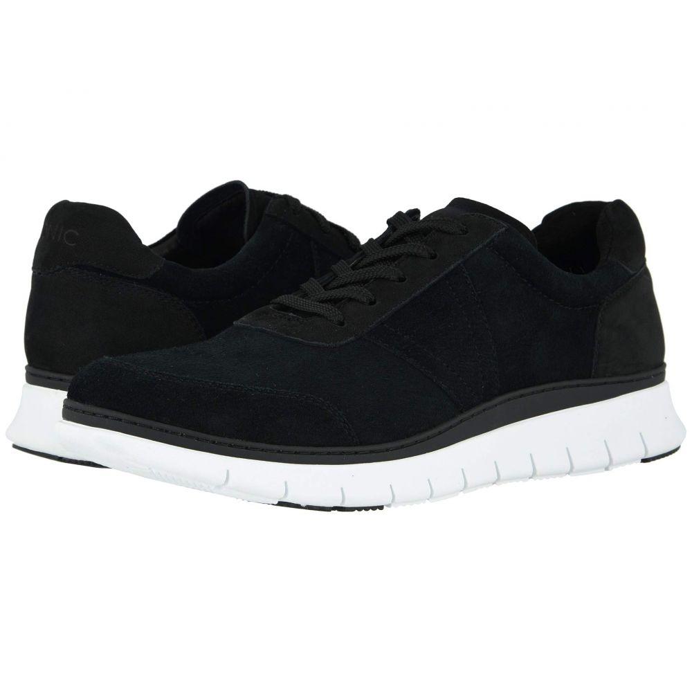 バイオニック VIONIC メンズ スニーカー シューズ・靴【Tanner Nubuck】Black