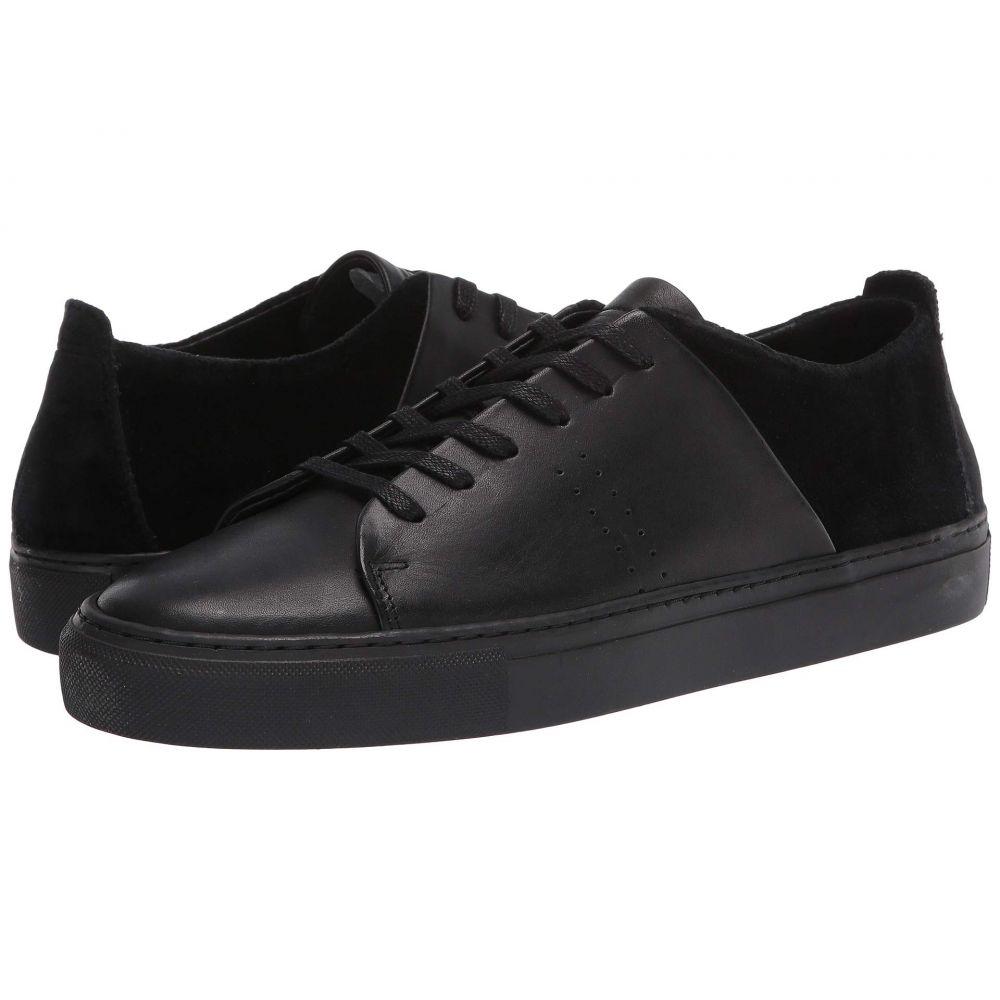 サプライ ラボ Supply Lab メンズ スニーカー シューズ・靴【Michael】Black/Black Velvet