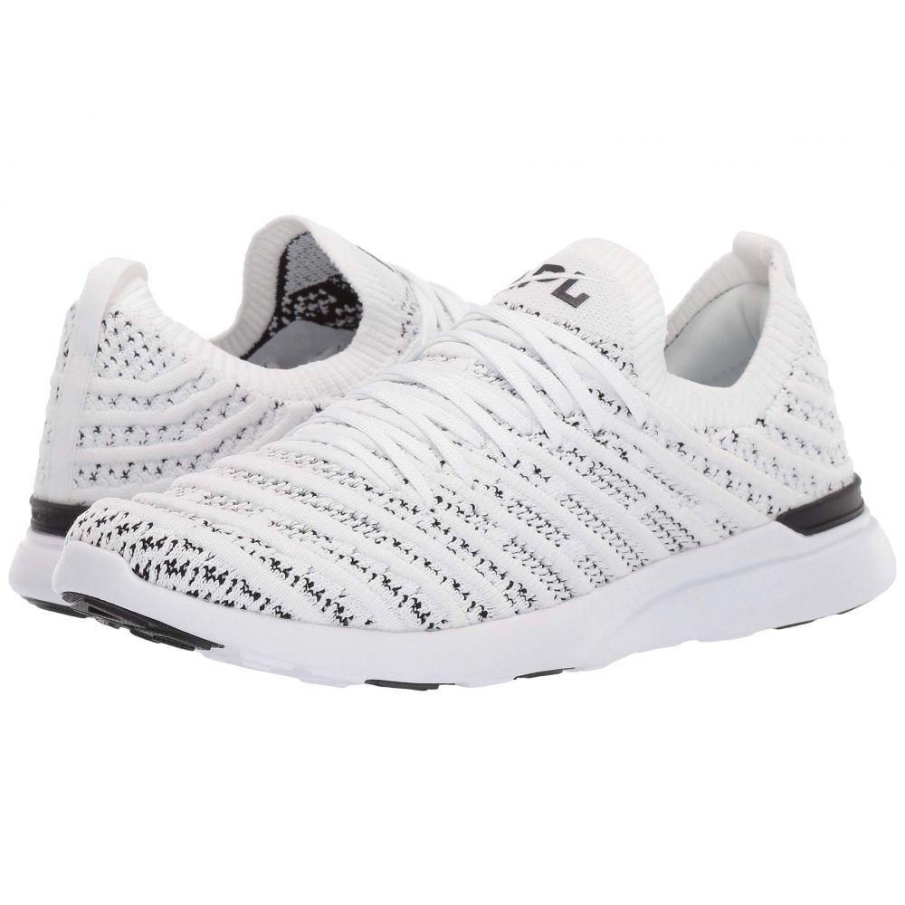 アスレチックプロパルションラブス Athletic Propulsion Labs (APL) レディース スニーカー シューズ・靴【Techloom Wave】White/Black
