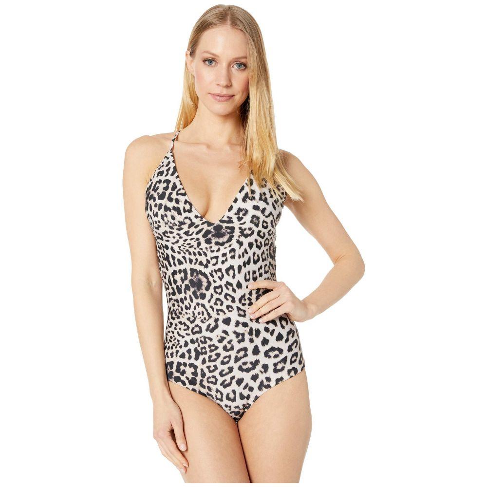 ミコースイムウェア MIKOH SWIMWEAR レディース ワンピース 水着・ビーチウェア【Las Palmas 2 One-Piece】Leopard