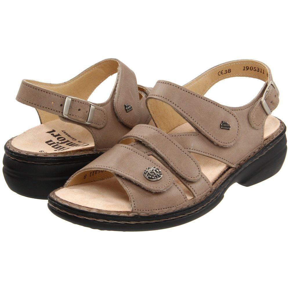 フィンコンフォート Finn Comfort レディース サンダル・ミュール シューズ・靴【Gomera - 82562】Taupe