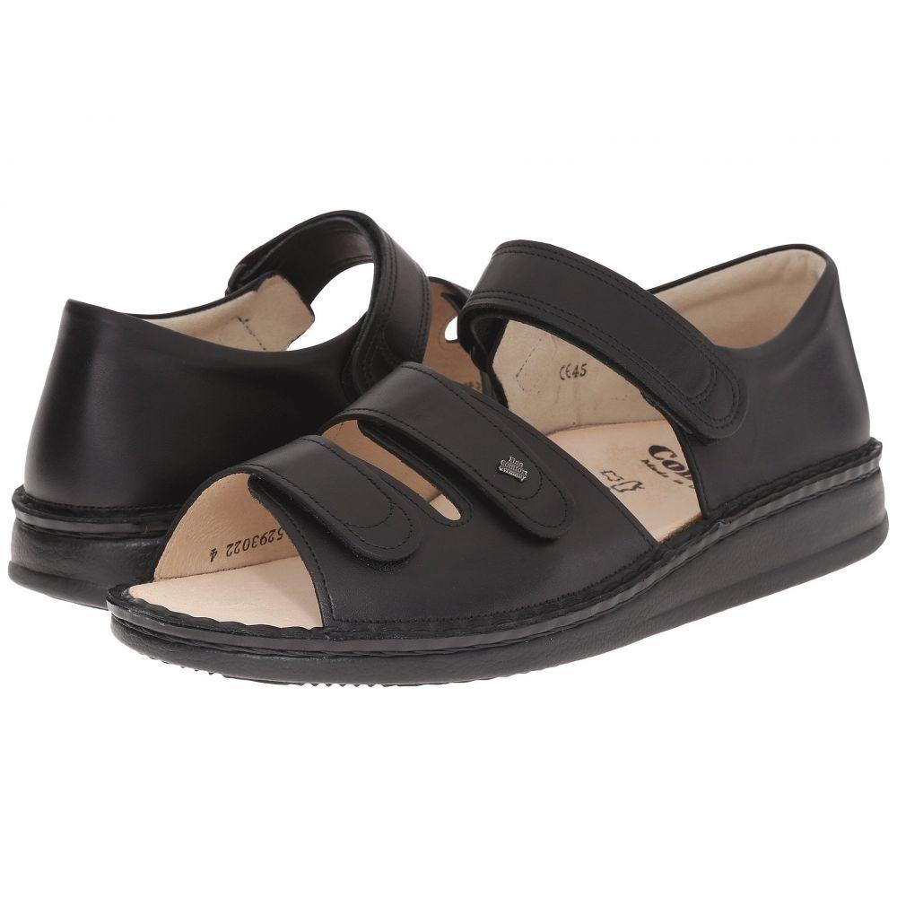フィンコンフォート Finn Comfort レディース サンダル・ミュール シューズ・靴【Baltrum】Black