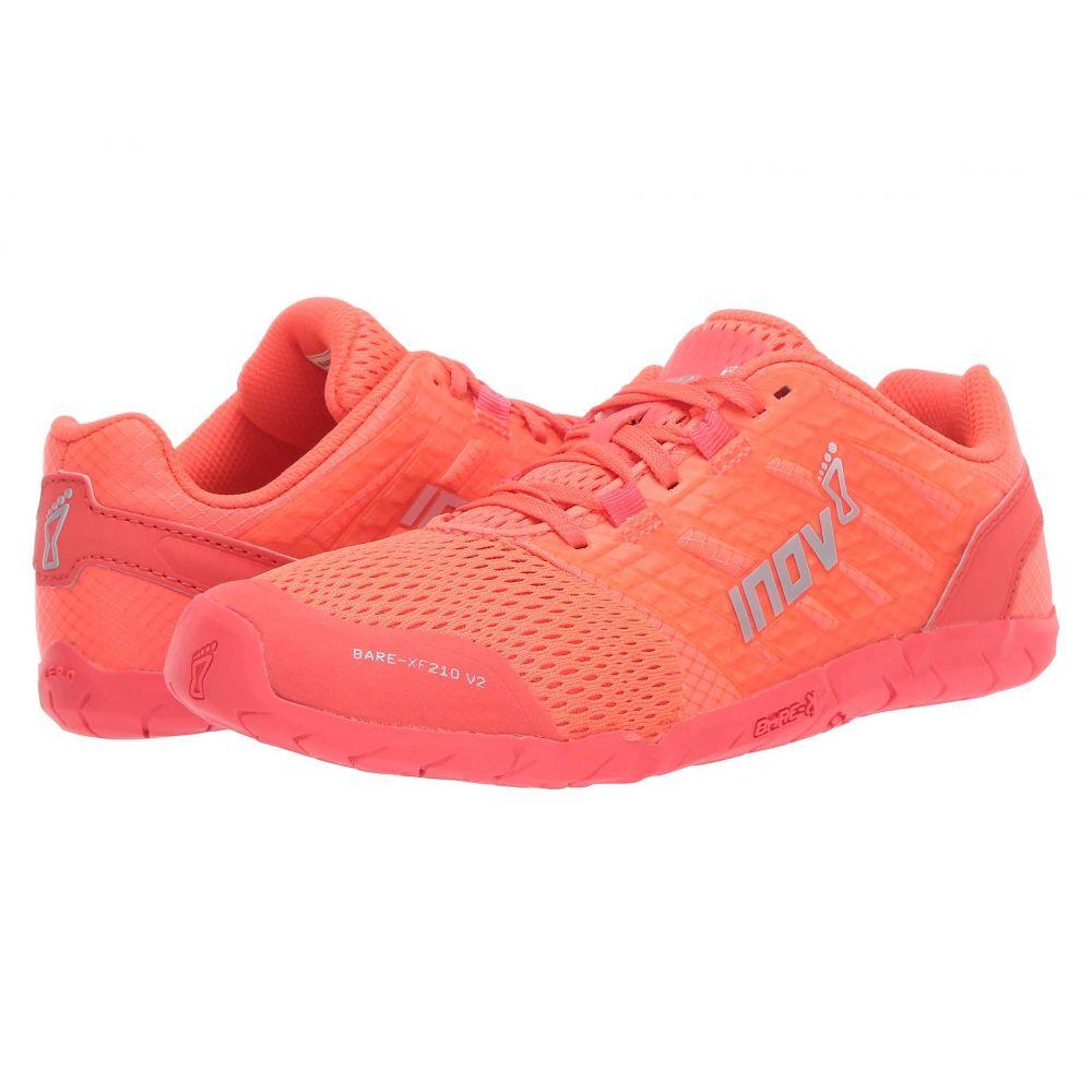 イノヴェイト inov-8 レディース スニーカー シューズ・靴【Bare-XF 210 V2】Coral