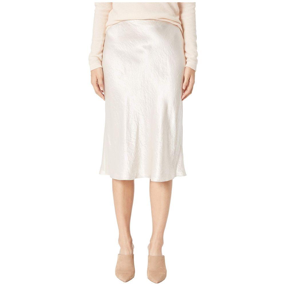 ヴィンス Vince レディース スカート スリップスカート【Slip Skirt】Champagne