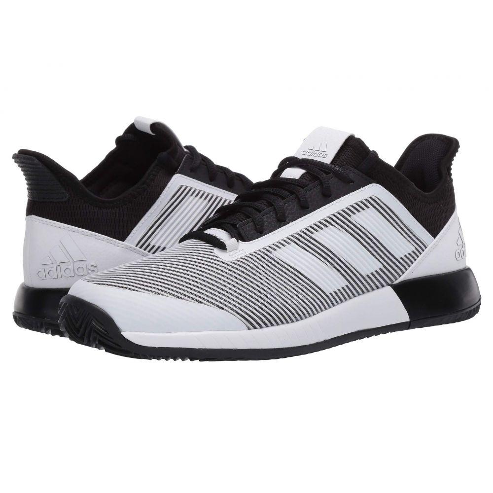アディダス adidas レディース テニス シューズ・靴【Defiant Bounce 2】Core Black/Footwear White/Core Black