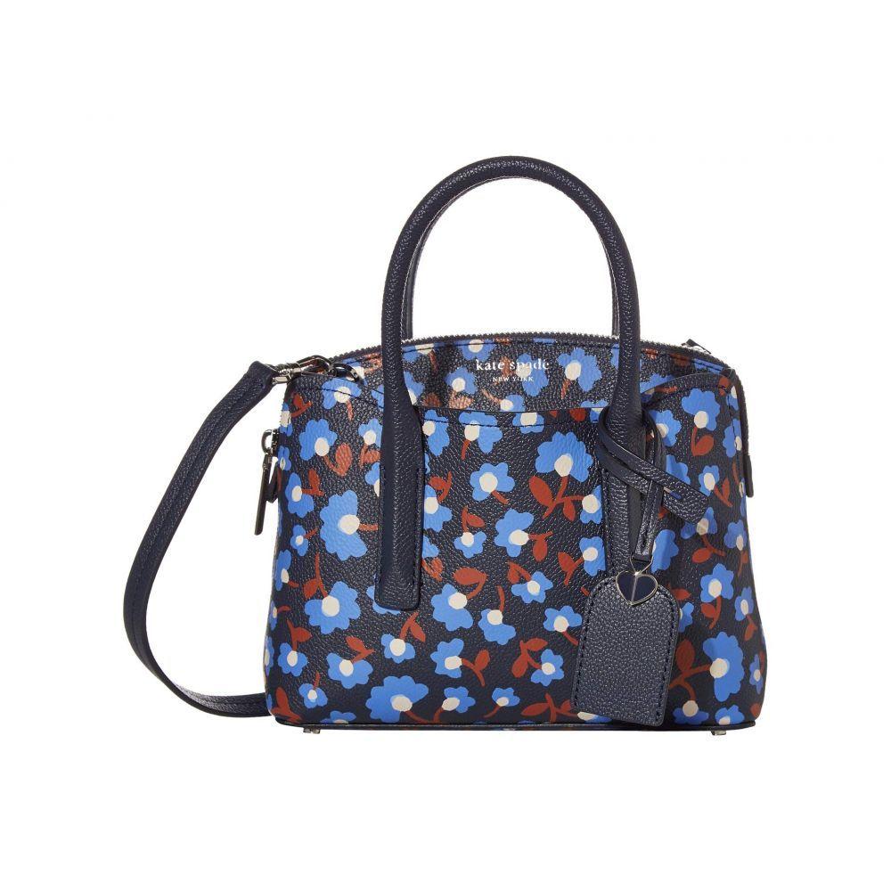 ケイト スペード Kate Spade New York レディース ハンドバッグ サッチェルバッグ バッグ【Margaux Party Floral Mini Satchel】Blazer Blue Multi