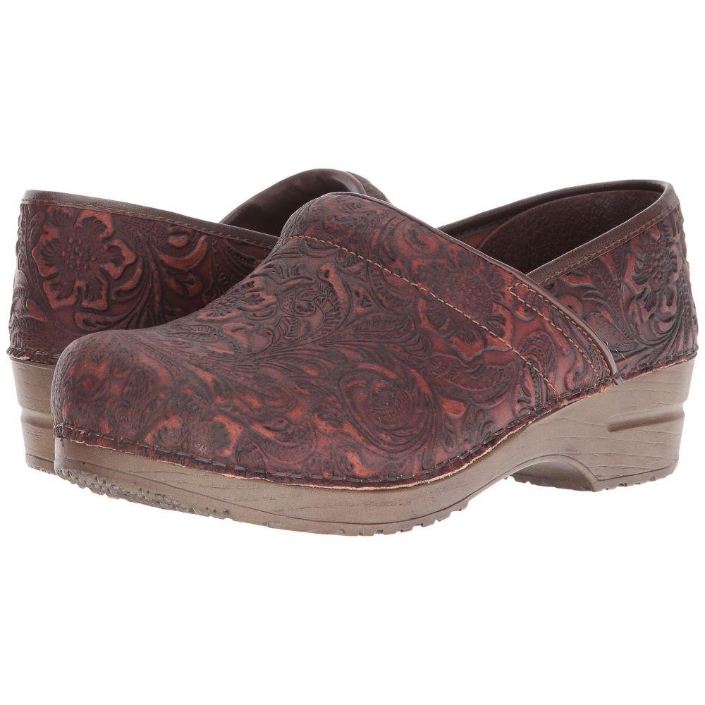 サニタ Sanita レディース サンダル・ミュール シューズ・靴【Professional Gwenore】Brown